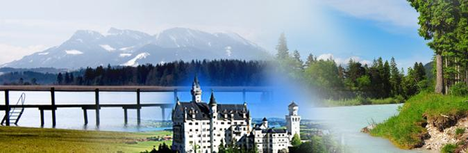 Excursions – We offer excursions to the most beautiful regions of Bavaria, especially for travellers in small groups.