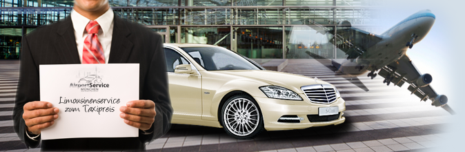 Airport Shuttle Munich - We are specialized in transfers from and to the airport.